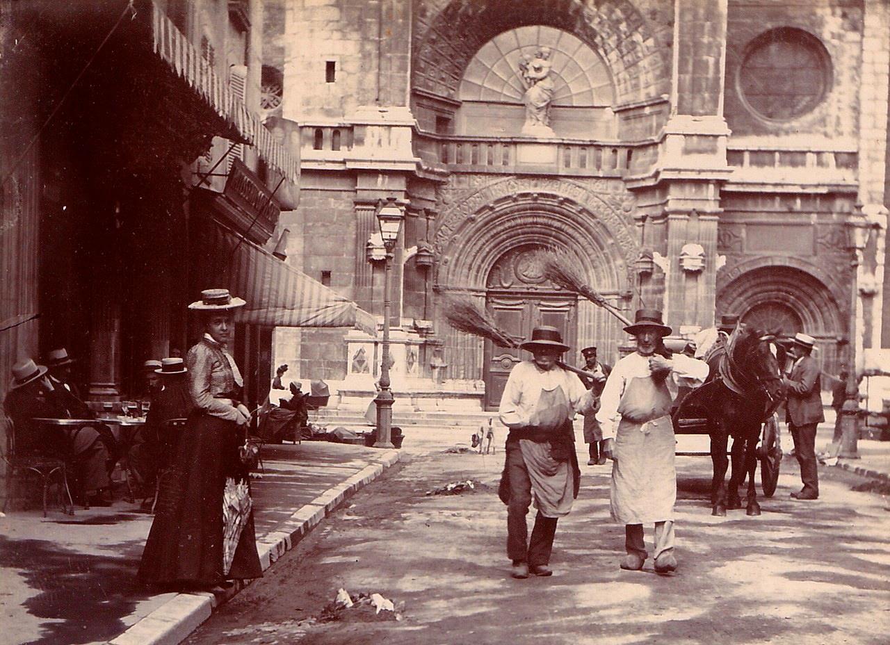 Bourg, 1901