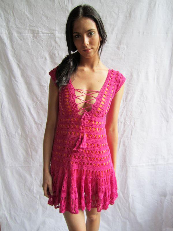 the Jennifer Anniston dress in pink