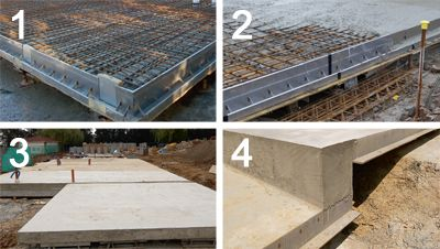 A Hybrid Foundation Construction 1 Stainless Steel Angle