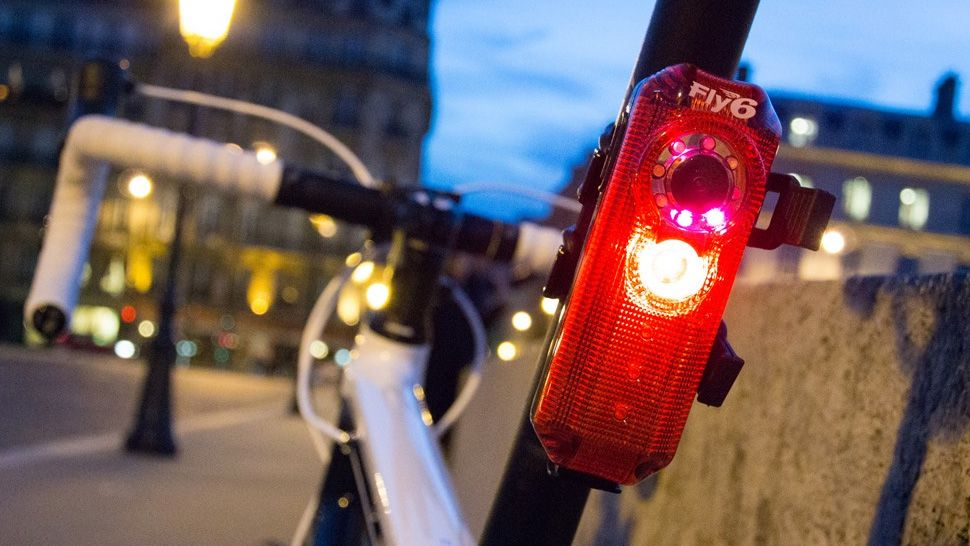 Better Safety Idea // Fly6 created a bike-light and camera combo that captures unruly drivers. #BetterAwards #Fly6