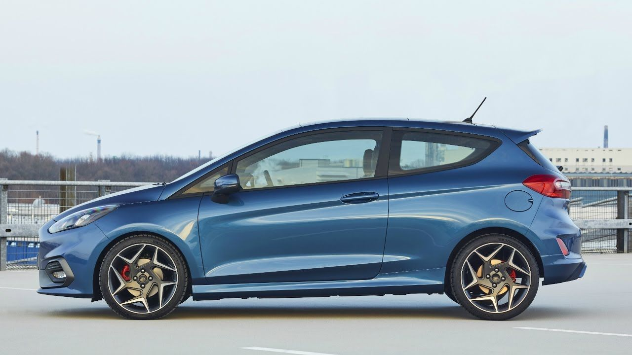 2018 Ford Fiesta ST 200 PS Interior and Exterior