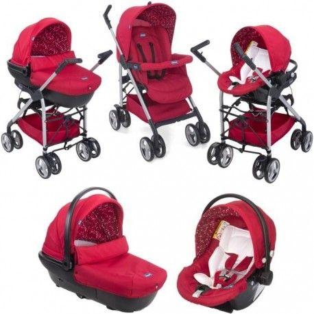 3426702f0f54 ... BEBÉ CHICCO TRÍO SPRINT  solución completa para los padres que buscan  un producto de excelente relación calidad-precio.