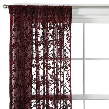 how to put up curtains in rental