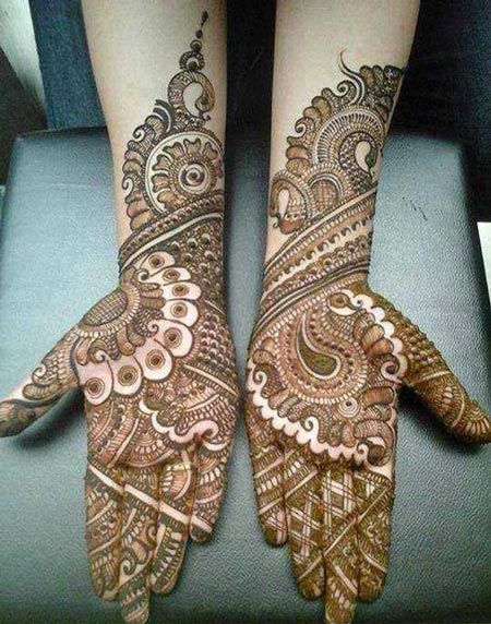 Unique wedding rajasthani mehndi designs for full hands bail 2017 latest karvachauth mehndi designs for full hands thecheapjerseys Image collections
