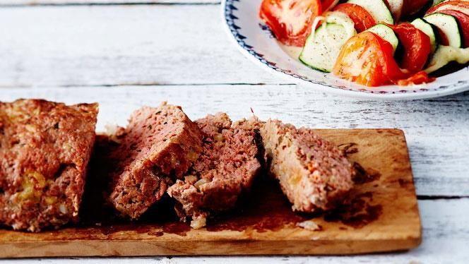 Tässä paras lihamureke aikoihin! Italialaiset maut vievät kielen