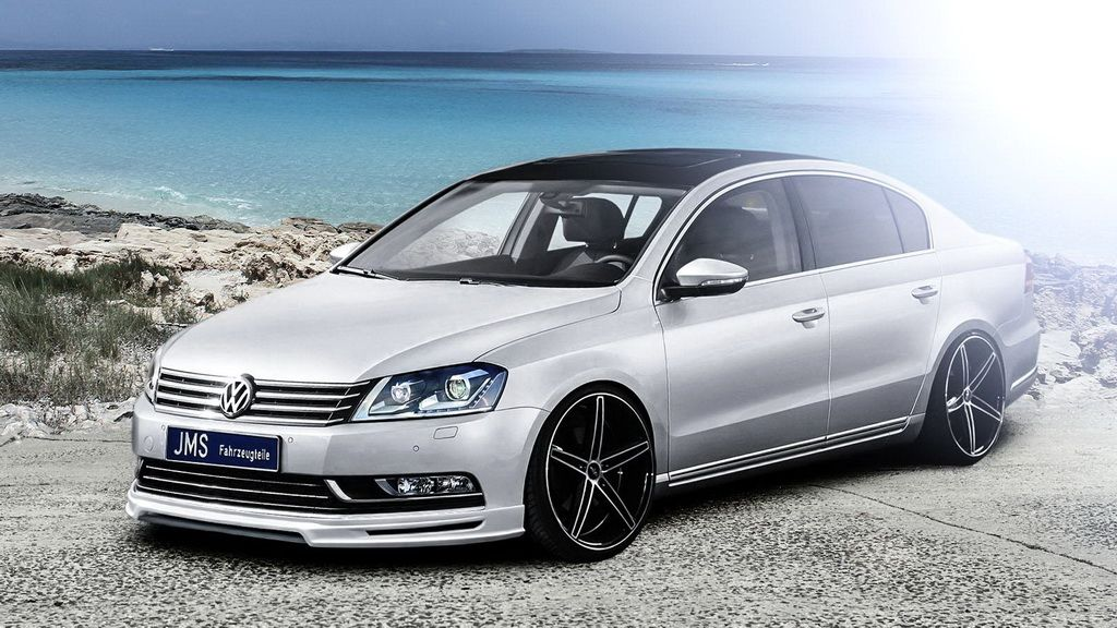 Volkswagen Passat By Jms 2014 Volkswagen Passat Jms Volkswagen