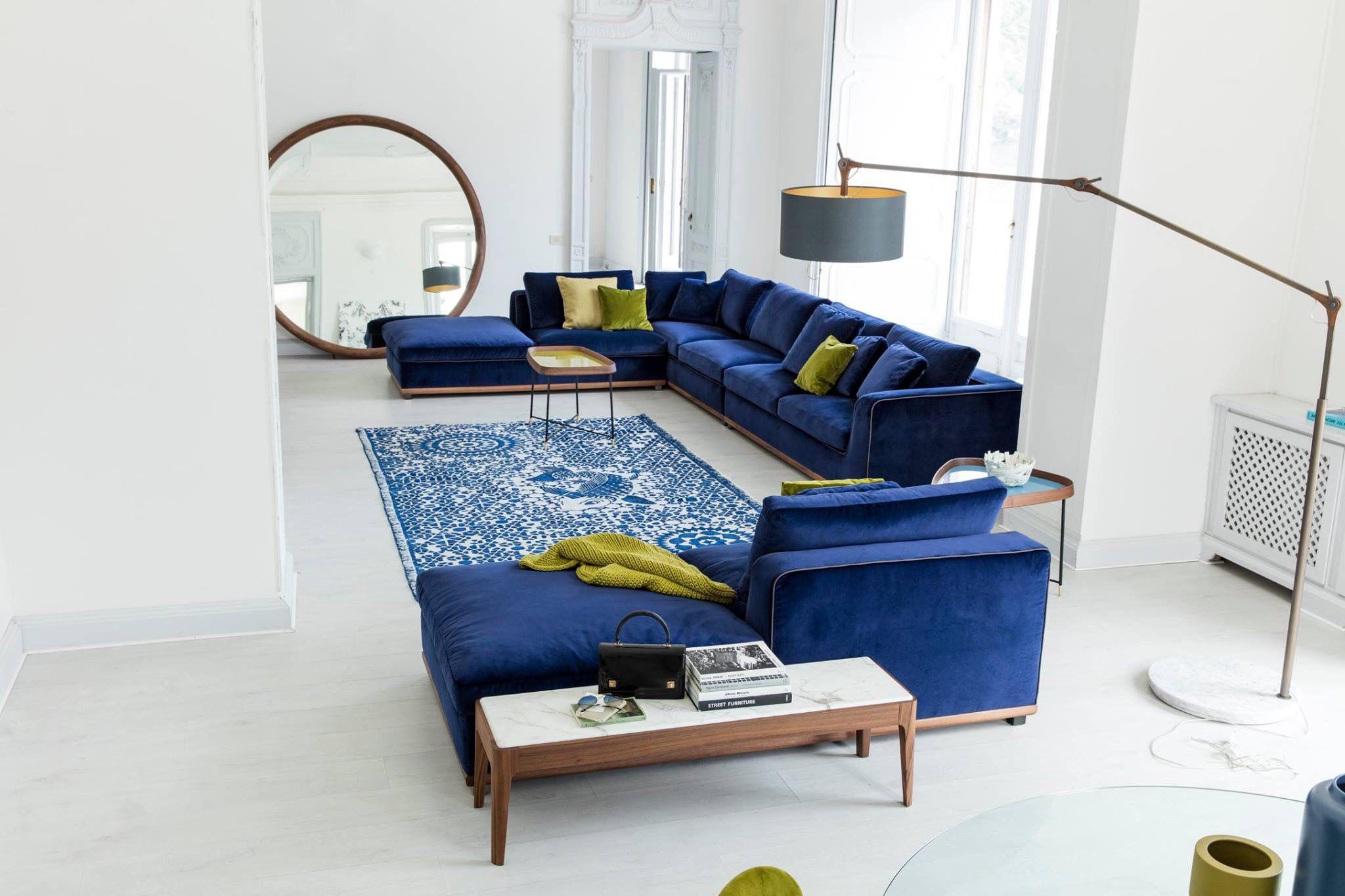 Kirk modular sofa by Porada Bytove doplnky Pinterest