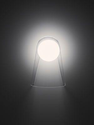 Applique Satellight LED Verre soufflé bouche