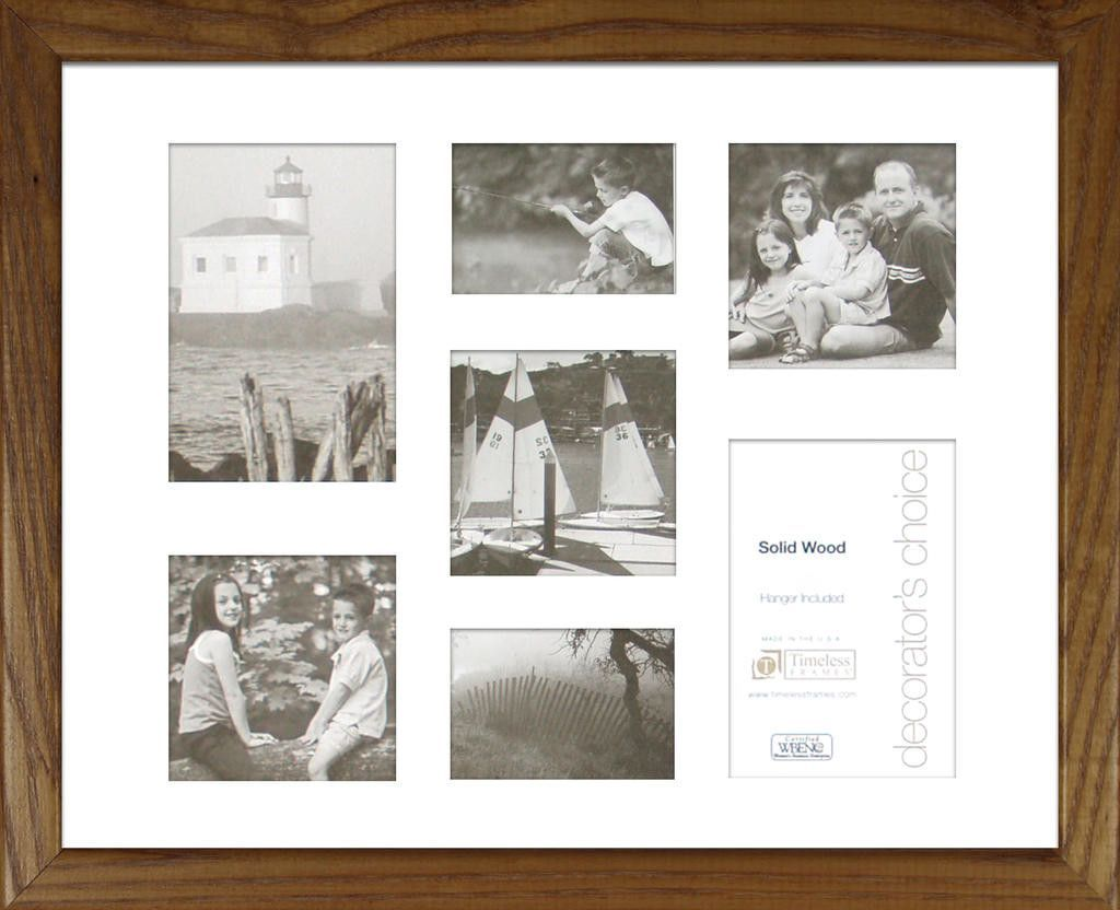 Wayfair Basics 7-Opening Collage Picture Frame | Products ...