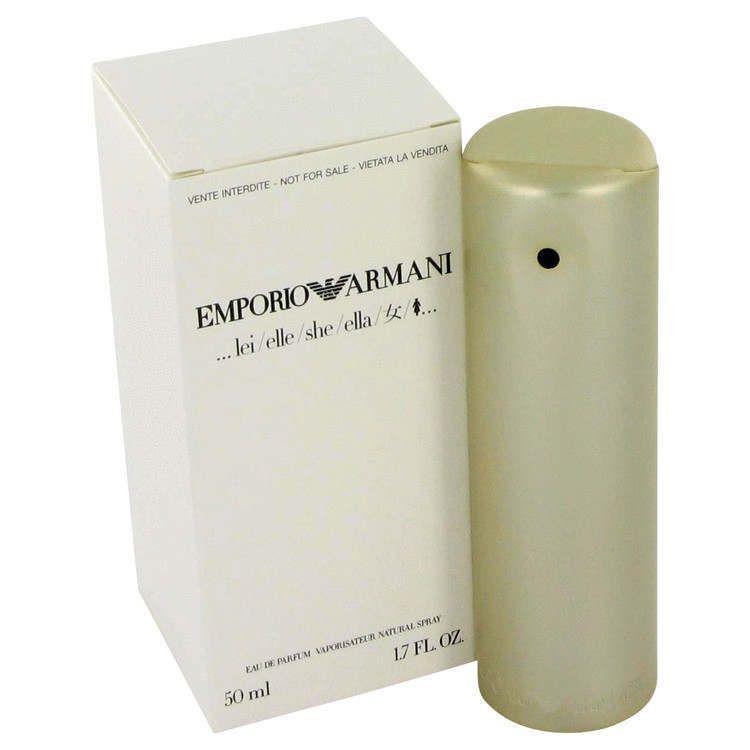 00e4a6075d3 EMPORIO ARMANI by Giorgio Armani 1.7 oz EDP Perfume Spray for Women New  TEST  EmporioArmani