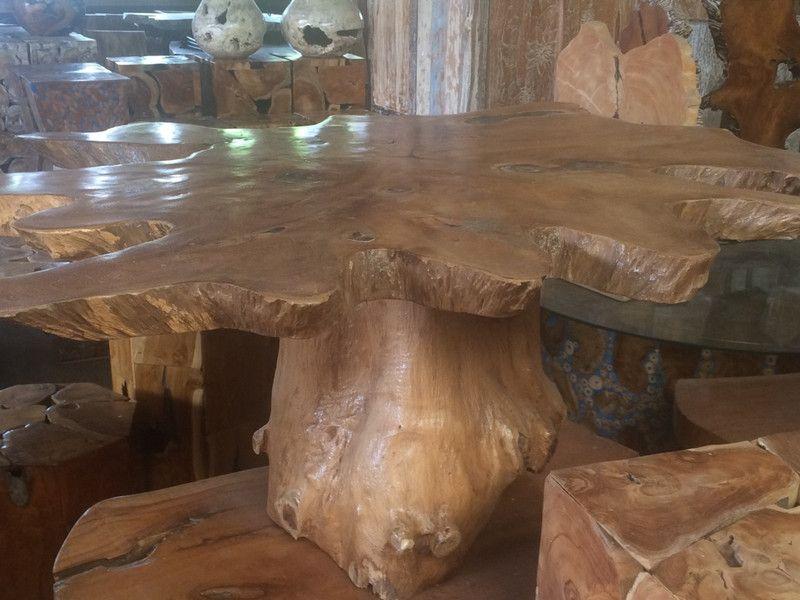 Vintage Tische Wohnzimmertisch Massiv Teak Holz Tisch Couchtisch Ein Designerstuck Von Tar Shop Bei Hood De Gartentisch Holz Lounge Tisch Wohnzimmertisch