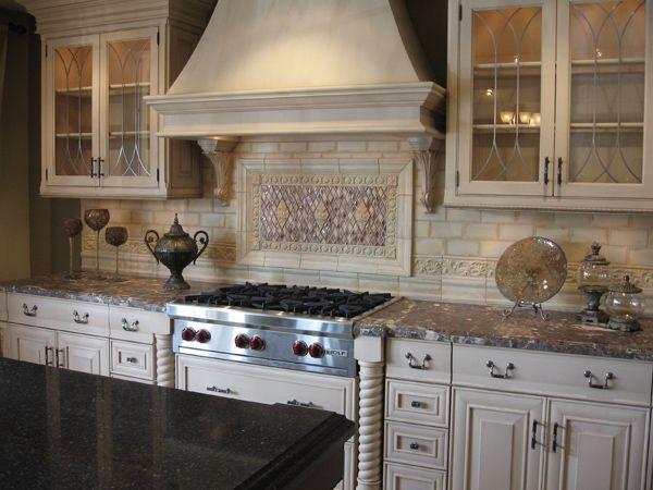 Kitchen Backsplashes   Stone & Tile Backsplash Options From ...