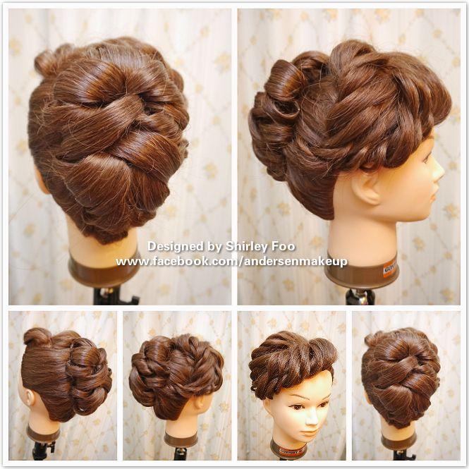 Unique Facebook Hairstyles