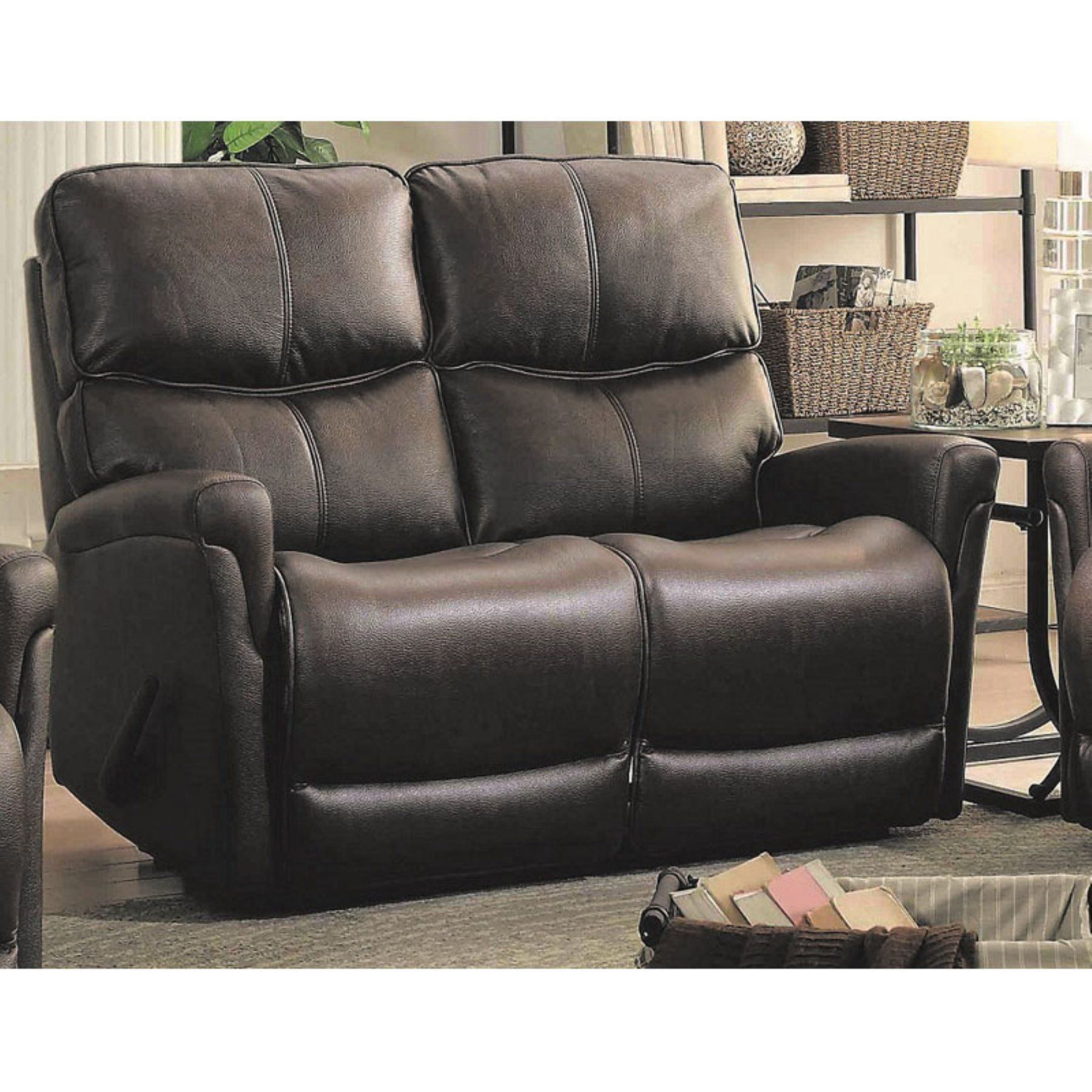 Sunset Trading Easy Living Cologne Dual Reclining Loveseat EL