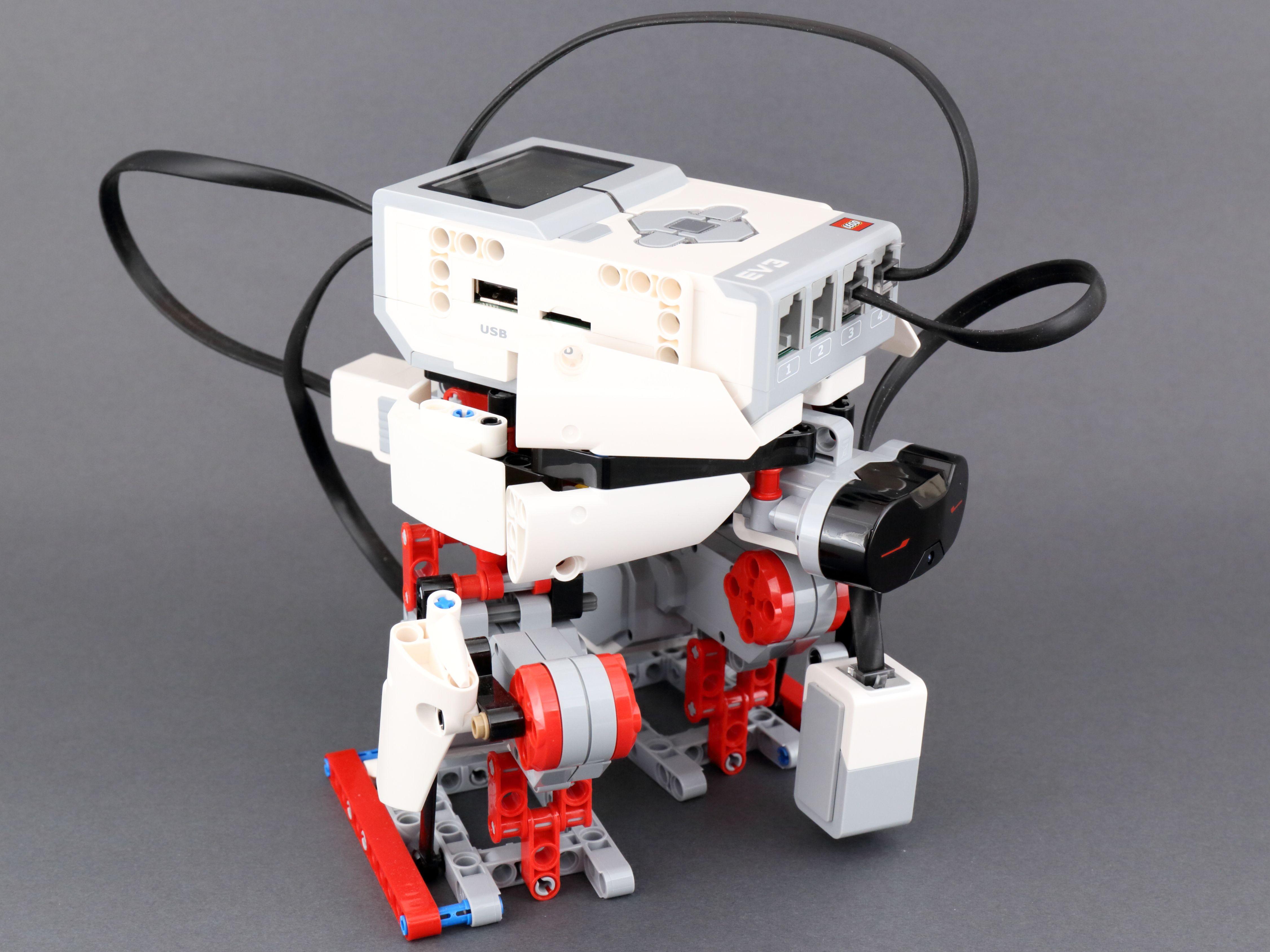 Biped robot with EV3 | Geek | Lego robot, Lego mindstorms