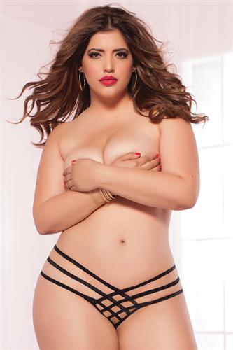 Model Slutty panty