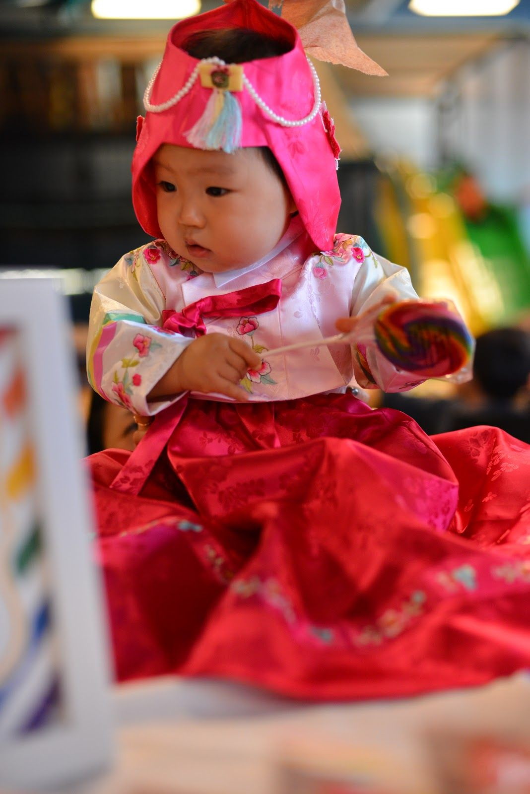 Pin Oleh Nellie Lacanaria Viloria Di KIDS IN TRADITIONAL HANBOK