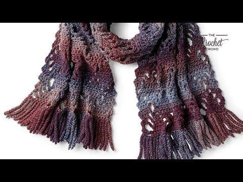 Photo of Crochet Generous Scarf Pattern