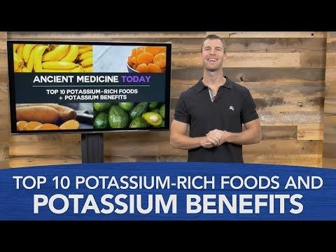 5 foods high in potassium that aren t bananas thomas delauer youtube