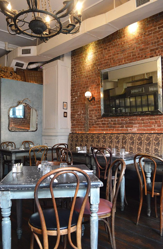 Rabbithole in williamsburg brooklyn via the spotted sf