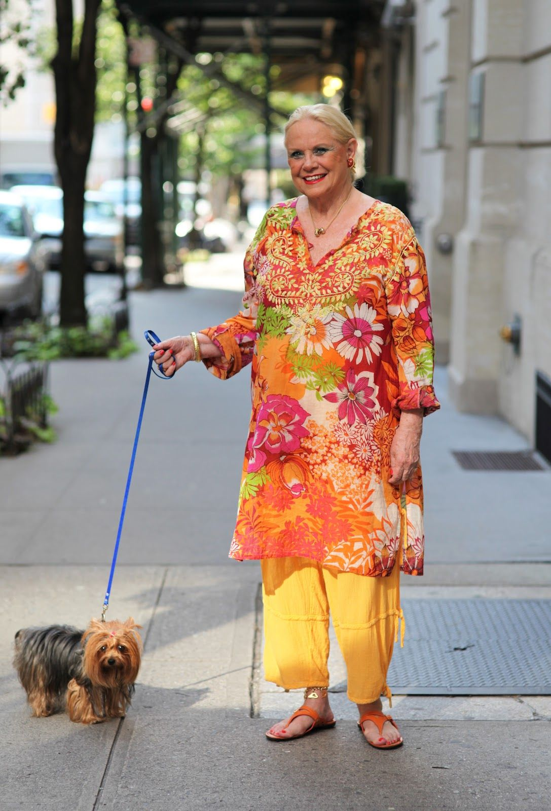 ADVANCED STYLE: Summer in The City