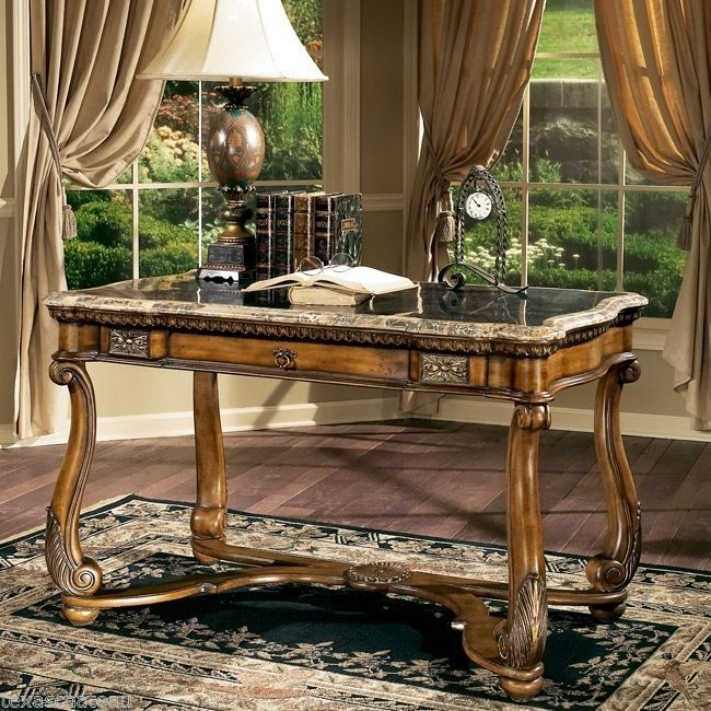 Old World Tuscan Style Decor Wood