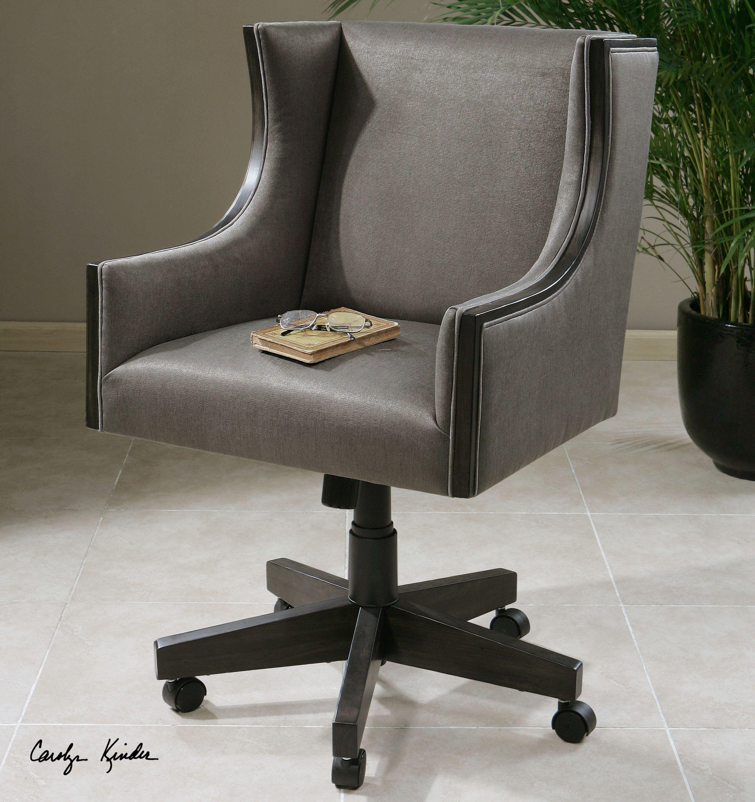 Uttermost Aldina Adjustable Accent Chair