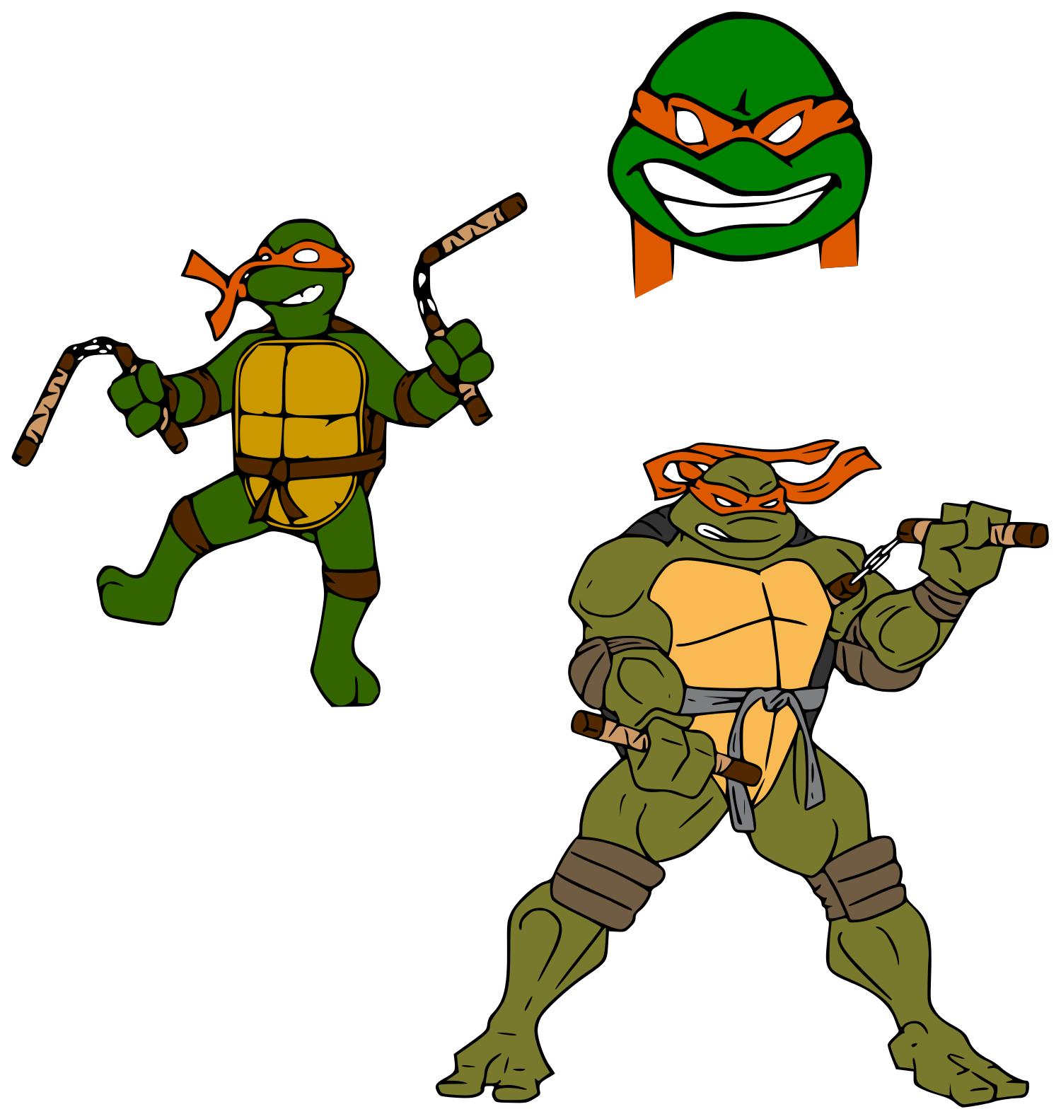 Pictures Of Michelangelo Ninja Turtle