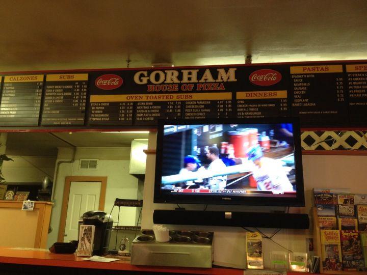 Gorham House Of Pizza Gorham, House, Inn