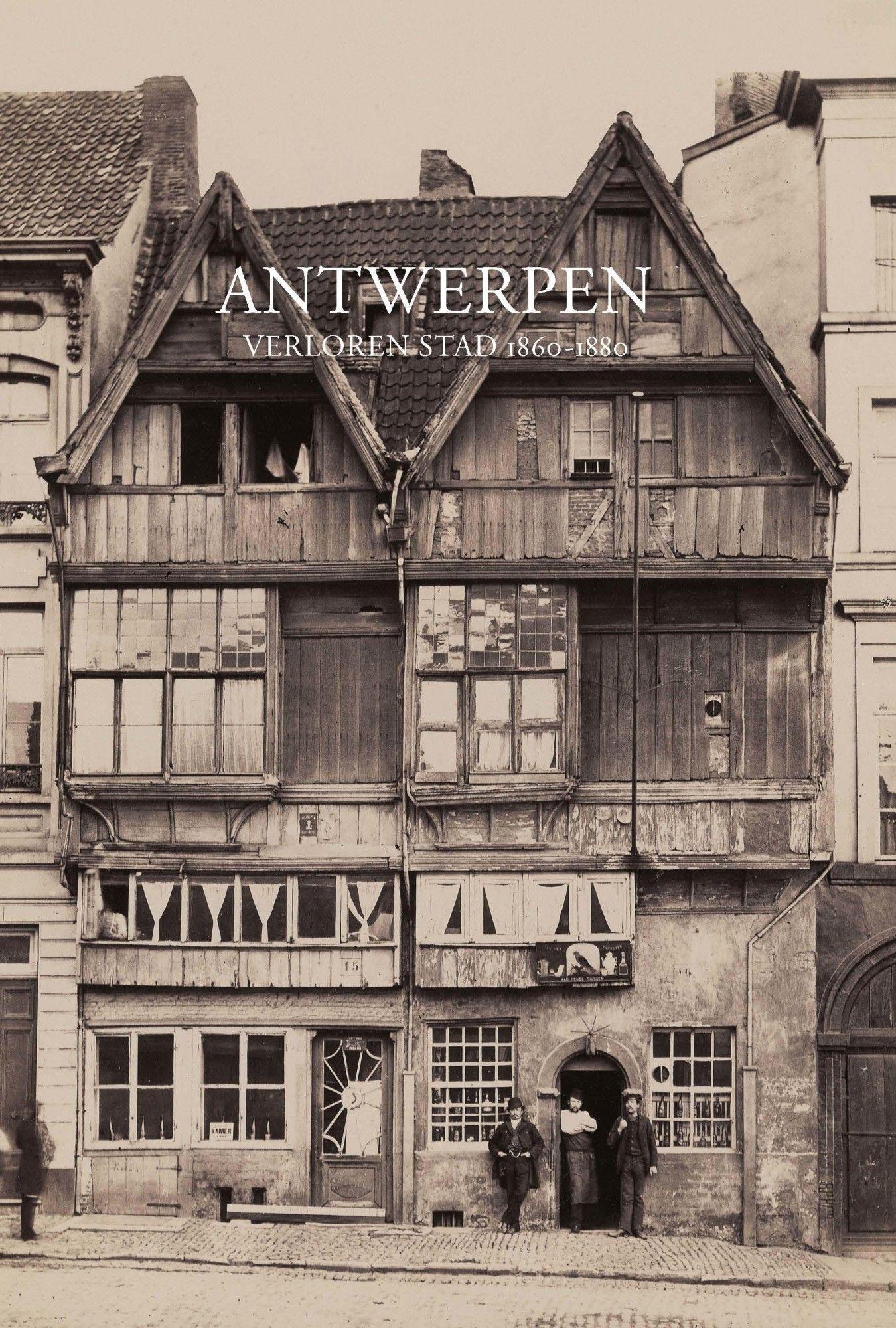 Edmond Fierlants   verloren stad   1860-80   In Antwerpen