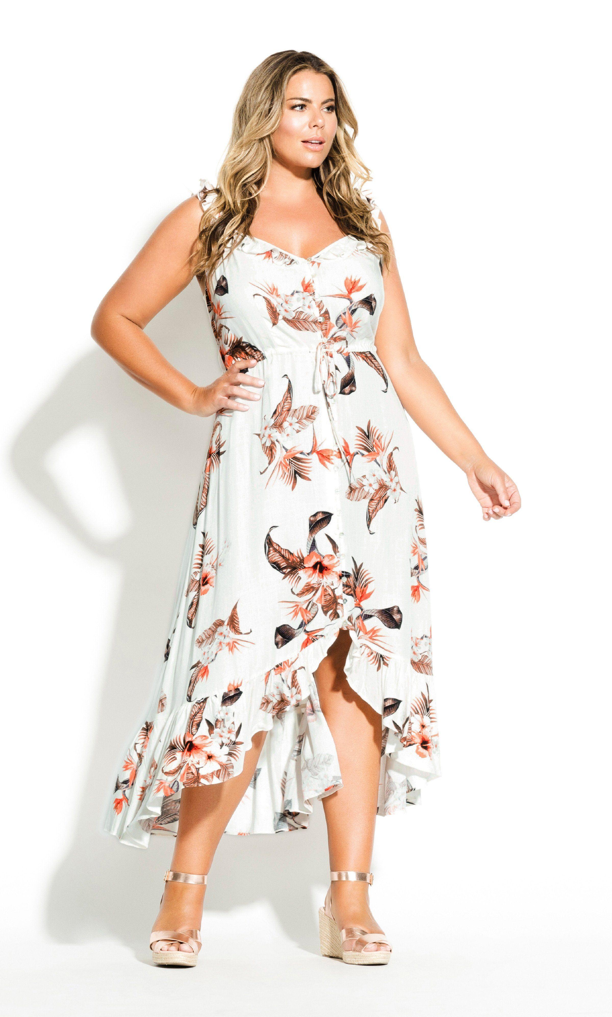 Seville Fashion: Plus Size Fashion, Dress For