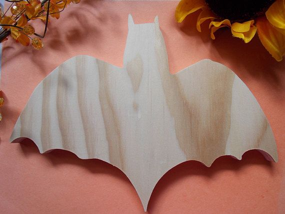 Unfinished Diy Solid Wood Decoration