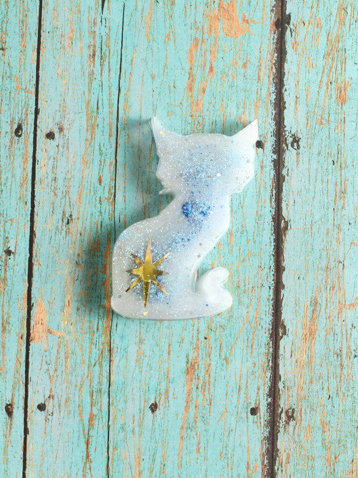 Confetti Lucite Brooch · Flirty Foxx Designs · Online Store Powered by Storenvy