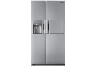 Amerikanischer Kühlschrank Media Markt : Samsung rs 7 g 78 fhcsl eg side by side 353 kwh jahr a 1789 mm
