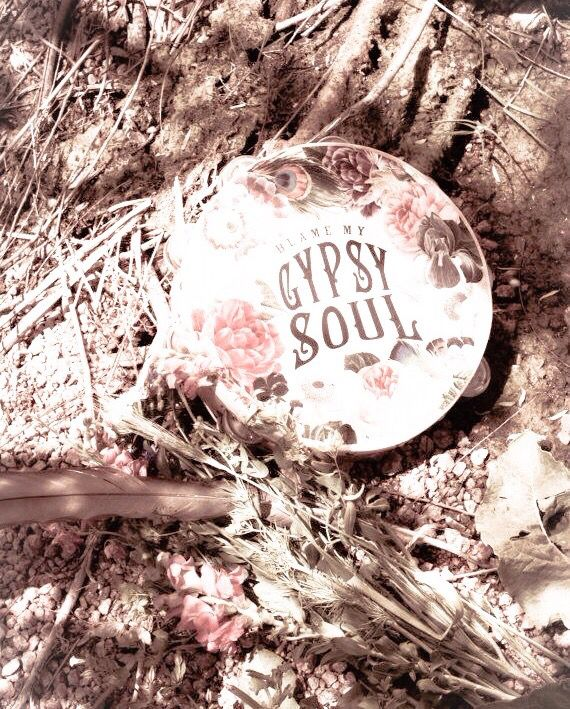 Best wishes from one gypsy soul to another!~~~