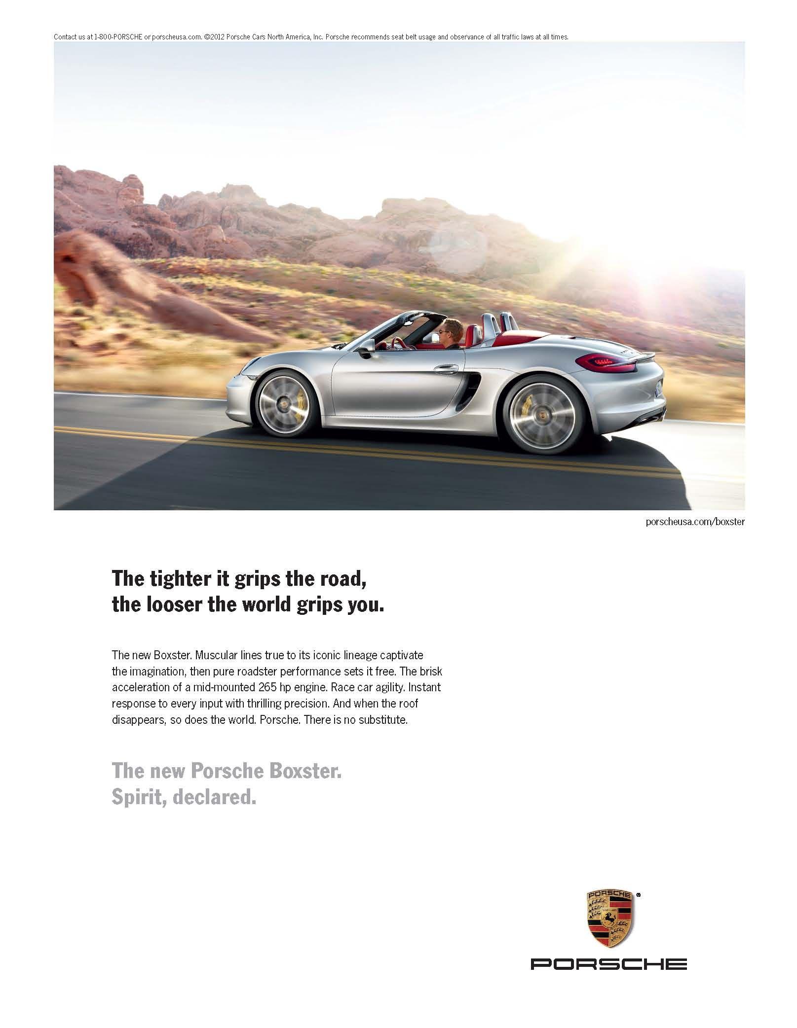 "PORSCHE OFFICIAL ORIGINAL 911 996 TURBO /"" SEX /"" ADVERTISING  POSTER 2003 USA."