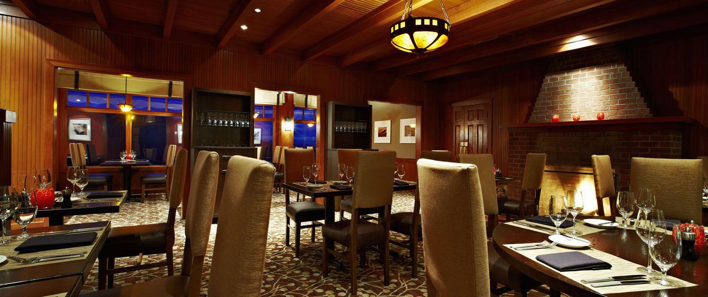 Seattle S Best Fine Dining Restaurant Salish Lodge Spa