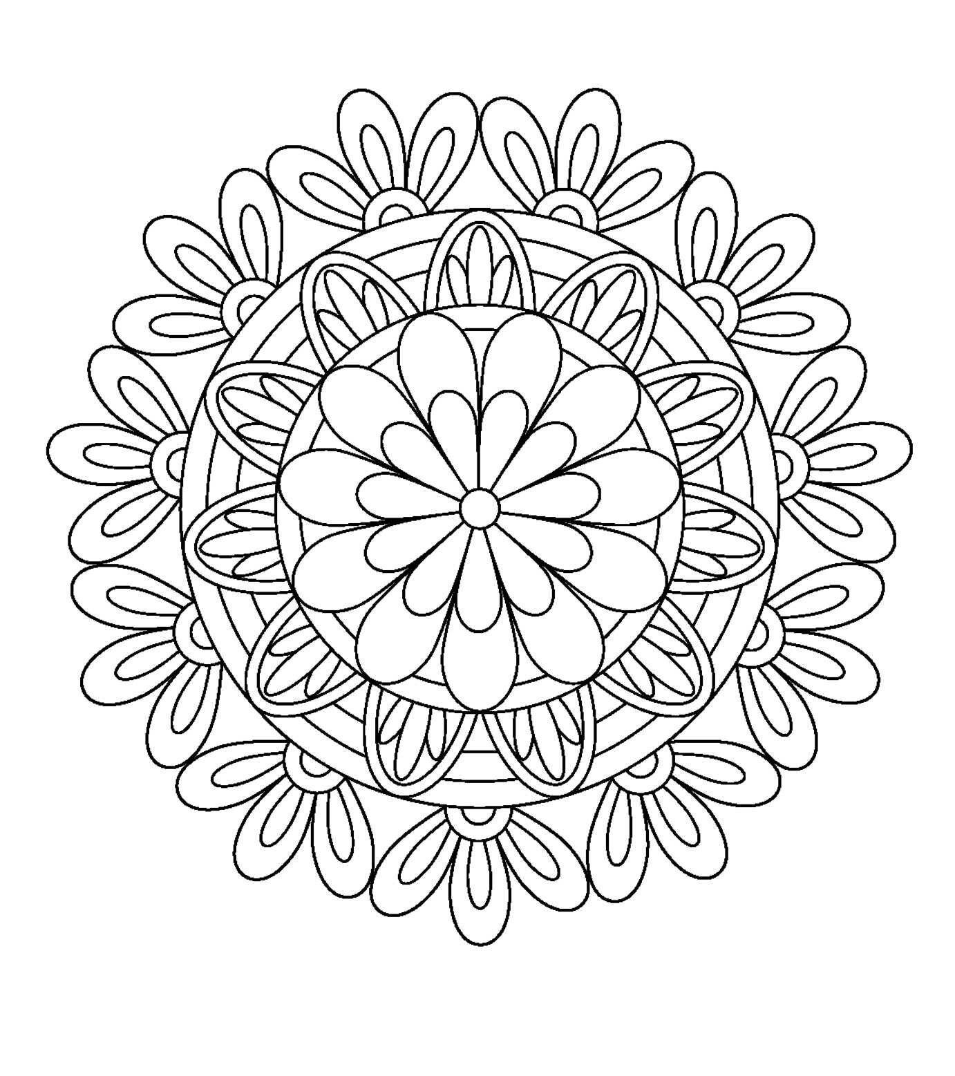 Resultado de imagen para patrones mandalas | Moldes de bordado ...