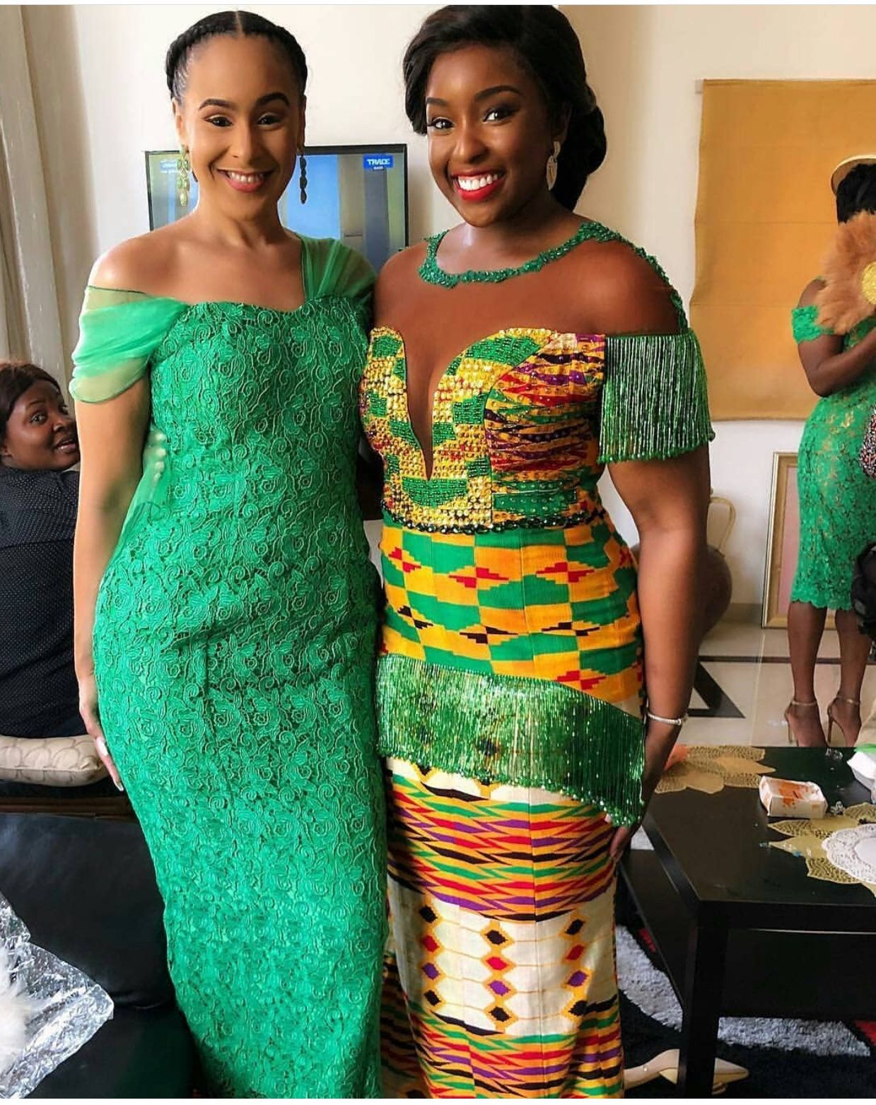 Pin By Elizabeth Sarbah On Kente Kente Styles Latest African Fashion Dresses Best African Dresses