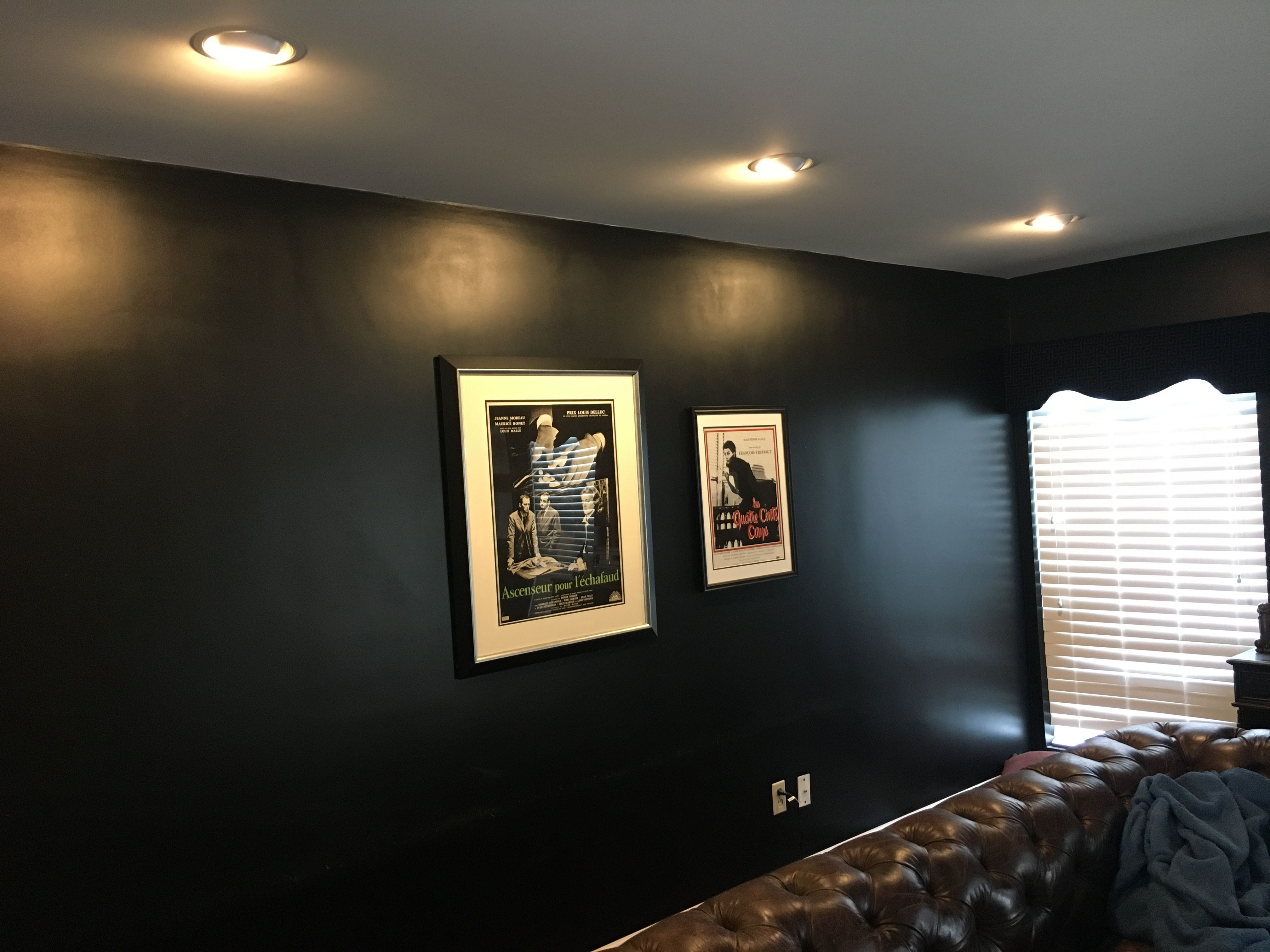 Installed 6 Recessed Directional Lights With Phillips Hue Color Changing Lights For Customers Artwork Led Can Lights Recessed Lighting Can Lights