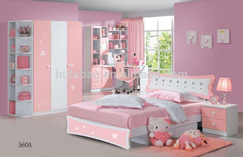 Kids Bedroom Furniture Sets For Girls Used Childrens Home Decor Ideas In 2020 Toddler Bedroom Furniture Sets Kids Bedroom Furniture Sets Girls Bedroom Furniture