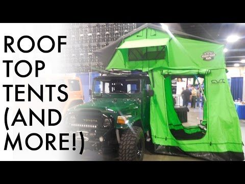 Best 60 Checking Out Roof Top Tents And More For Suv 400 x 300