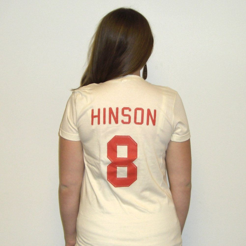 Dottie Hinson Rockford Peaches Jersey T Shirt A League Of Their Own New 19 99 Via Etsy