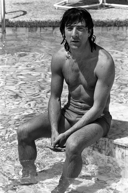 dustin hoffman...named my son after him cuz Dustin was so cool and such a great actor.