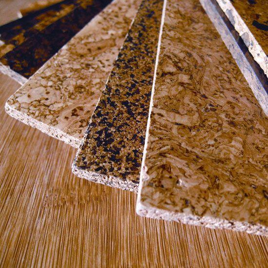 Sustainable Cork Flooring Mother