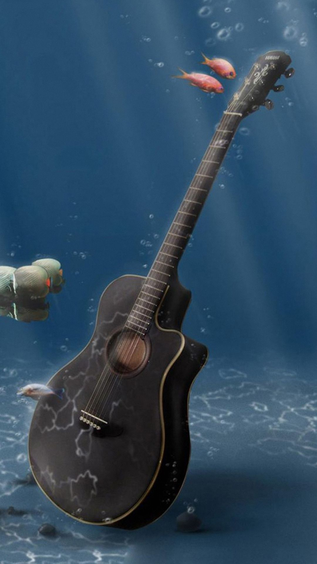 HD 1080x1920 music guitar samsung galaxy wallpaper Music