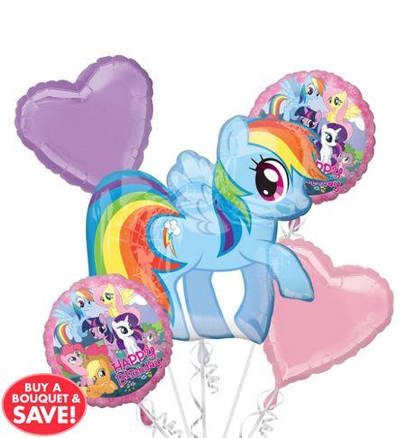 My Little Pony Party Balloons My Little Pony Balloons My Little