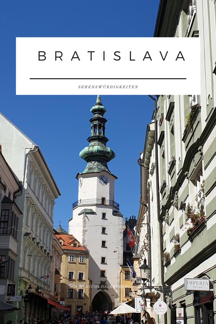 Top 10 Bratislava Sehenswurdigkeiten Insidertipps In 2020 Kurzurlaub Deutschland Urlaub In Europa Bratislava