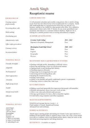 Example Of Cv Inspiration Need Resume Help Browse Thousands Of Resume Samples Cover Letter .