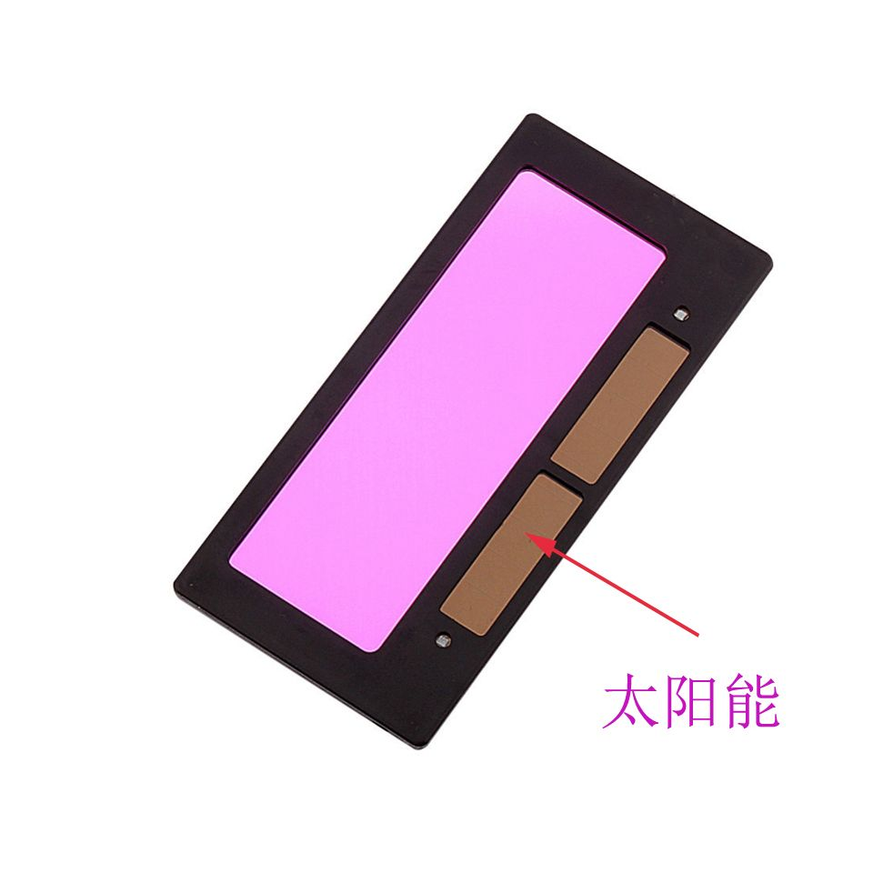 Solar Auto Darkening Welding Mask Lcd Filter Tig Mig Fleksibel Home Button Iphone 7g 7p Goggles Glass Lens
